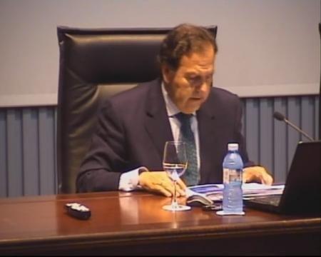 Ricardo García Borregón. Director Xeral de Conservación da Natureza. Consellería do Medio Rural. - Encontro: A xestión dos recursos ambientais en Galicia: experiencias, retos e perspectivas